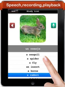 learn spanish for ipad